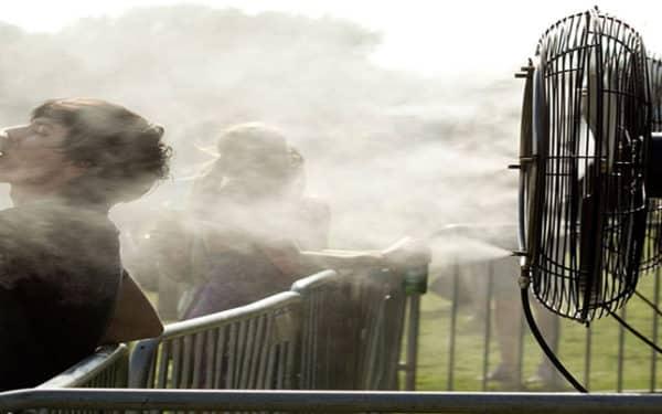 اجاره پنکه مه پاش